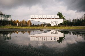 """Aus dem Album """"Chernobyl: Radioactive Legacy"""" von Michael Kötter"""