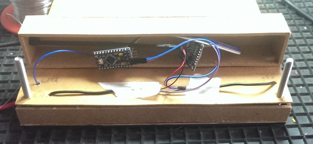 Nochmal Elektronik im Kasten