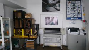 3D-Drucker und A0-Plotter